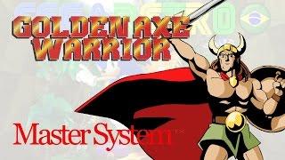 Golden Axe Warrior - Master System - Review