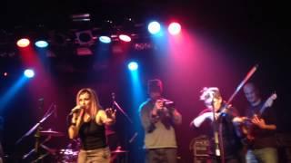 Μπλε - Πιάνω Φωτιά (live Λονδίνο 16/01/14)