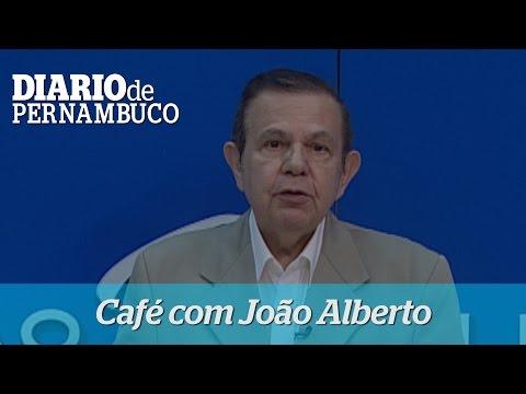 Caf� com Jo�o Alberto   28 de agosto