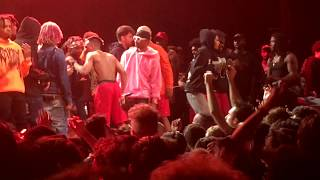 XXXTentacion - Suicide Pit (Live in LA, 6/6/17)