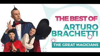 The Best Of Arturo Brachetti - The Great Magicians (quick change performance, 2016, ITA sub Eng)