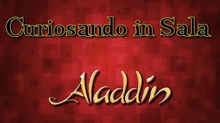 Curiosando in Sala Ep. 02 - Robin Williams (Aladdin)