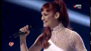 Jessika - Hypnotica - SF - Malta Eurovision 2014