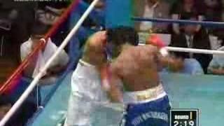 Roman Gonzalez vs Eriberto Gejon Full Fight