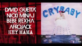 Carousel Mama   [Melanie Martinez   David Guetta   Nicki Minaj   Bebe Rexha   Afrojack] [Mashup]