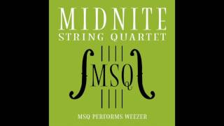 Island in the Sun - MSQ Performs Weezer by Midnite String Quartet