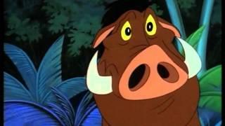 Timon & Pumbaa - The Lion Sleeps Tonight [ita]
