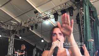 MØ - One More - Bonnaroo Music & Arts Festival 2015
