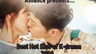 [Alliance] Best Hot Kiss of K-drama 2016 width=