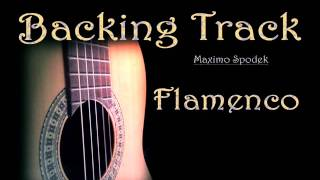 RUMBA FLAMENCO IN Am GIPSY KINGS STYLE, BACKING TRACK