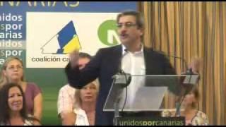 Rodríguez interviene durante la convención nacionalista para presentar los candidatos al 20-N