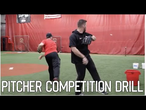 Competition Drills for Throwing a Ball