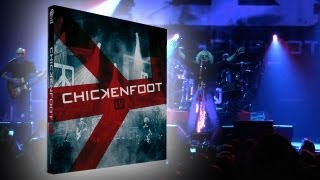 """CHICKENFOOT """"Something Going Wrong"""" from the live album """"Chickenfoot LV"""" & III + LV Box Set"""