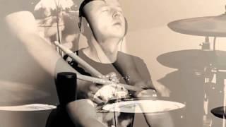 Pablopavo - Październikowy facet |IVANEK|PRACZAS| drum cover by Geluz