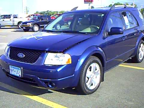 2005 ford freestyle problems online manuals and repair information. Black Bedroom Furniture Sets. Home Design Ideas