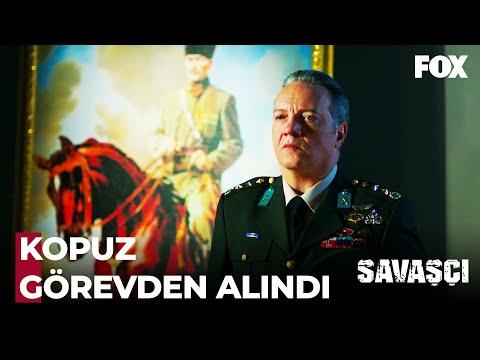 Albay İbrahim Kopuz Görevinden Azledildi - Savaşçı 99. Bölüm (Final Sahnesi)
