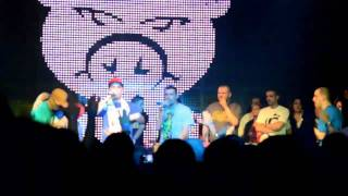 Deliric1 - Cox (Doc, Carbon, Rimaru) [Live Video + LP audio]