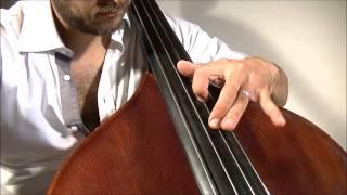 J.S.Bach - Cello Suite No.1 - Prelude - Double Bass