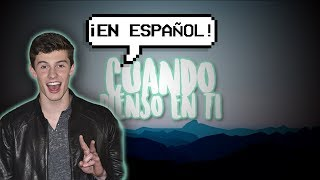 Nervous (spanish version) - Alejandro Cázares | Shawn Mendes | COVER ESPAÑOL
