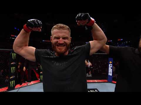 Fighter Focus: Jan Blachowicz