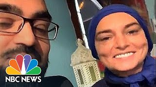 Singer-Songwriter Sinead O'Connor Converts To Islam, Changes Name To Shuhada | NBC News