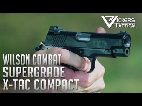 Wilson Combat X-TAC Supergrade Compact