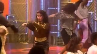 Soul Train Dancers (Jermaine Stewart - Jody) 1986