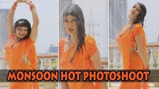 Mansi Naik Monsoon Special Hot Photoshoot | Watch Full Video width=