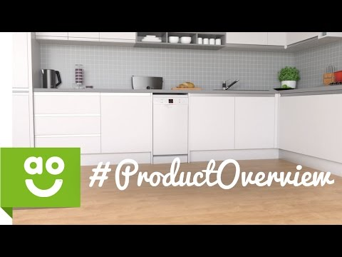 Bosch Slim Dishwasher SPS53M02GB Product Overview | ao.com
