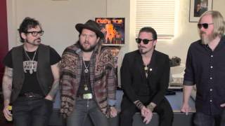 Rival Sons Q&A - What do you like about Australia? (Part 2 of 7)