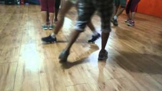 Dança de salão - Zouk