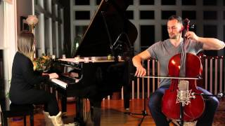 Stay With Me - Sam Smith (Piano/Cello Cover) - Brooklyn Duo