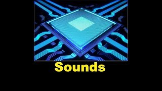 Futuristic Computer Sound Effects All Sounds