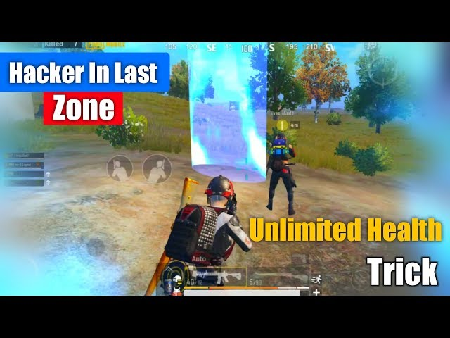 Download Thumbnail For Pubg Mobile Hacker Using Unlimited Health