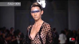 ANRE TAN Ukrainian Fashion Week SS 2017 - Fashion Channel