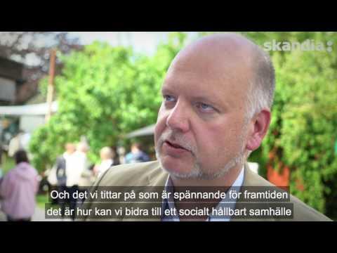 Pär Larshans om framtida social hållbarhet i fastighetsbranschen