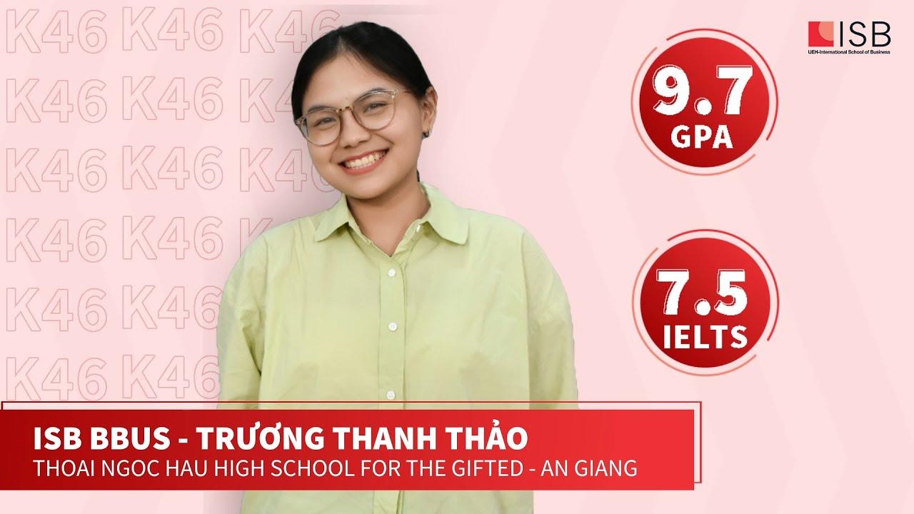 Trương Thanh Thảo
