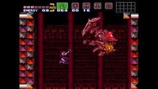 Super Metroid-Murder Beam Glitch HD