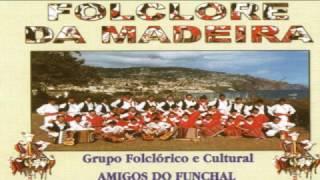 Grupo Folclórico Amigos Do Funchal - Baile das Ancas