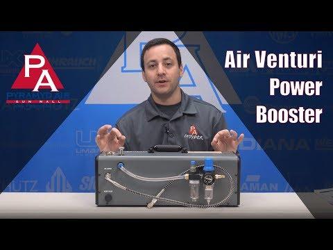 Video: Air Venturi Booster   Pyramyd Air