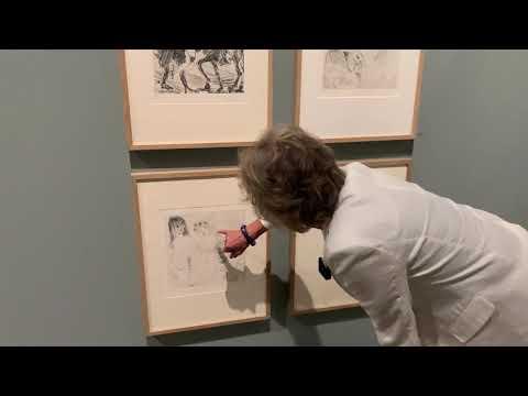 Bli med inn i Picasso-utstillingen: Del 6