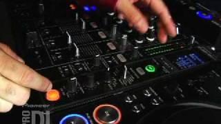 DJM-800 Roll Effects