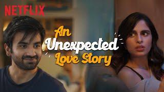 If Your Love Story Was A K-Drama ft. Aisha Ahmed & Ayush Mehra   Netflix India
