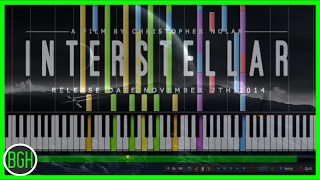 Interstellar Main Theme - Orchestral Version