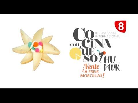 III Congreso Cocina con Queso y Humor.