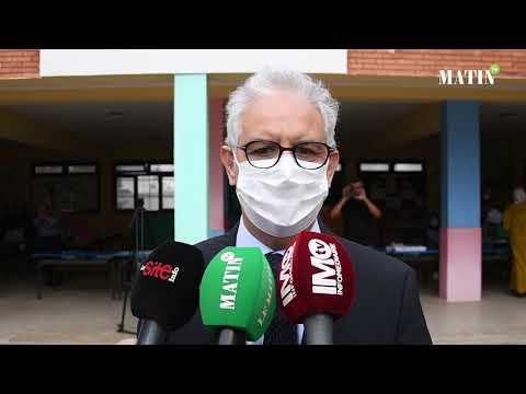 Video : Scrutin du 8 septembre: L'Ambiance du jour de vote à Rabat et Salé