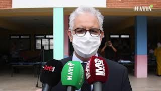 Scrutin du 8 septembre: L'Ambiance du jour de vote à Rabat et Salé