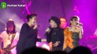 Rocking Womans Day Kukar hadirkan Nicky Astria dan Novita Dewi
