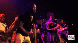 Gyptian - Nah Let Go - live at Tivoli, Utrecht (NL) (July 14, 2012)