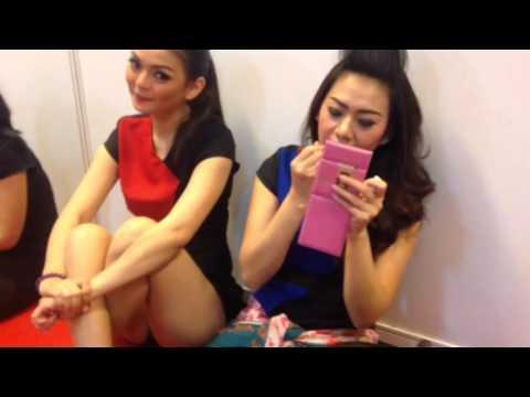 Download Video Intip SPG Di Backstage IIMS 2016